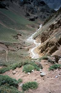Relinchos Valley view